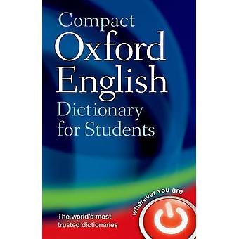 Kompakt Oxford English Dictionary for universitetet og studenter