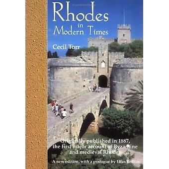 رودس في العصر الحديث--نشرت لأول مرة في عام 1887 بعربة سيسيل-Geral