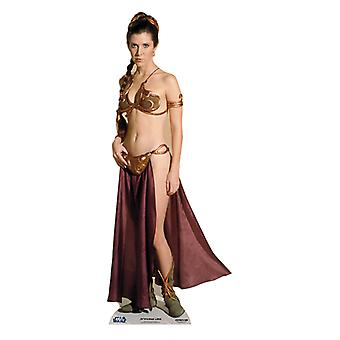 Princess Leia - Star Wars Lifesize Cardboard Cutout / Standee  (Carrie Fisher)