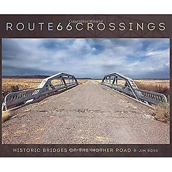 Rute 66 kryssinger: Historiske broer av moren veien
