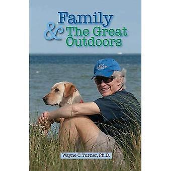 Familie und die Natur
