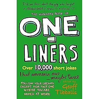 De mammoet boek van One-Liners