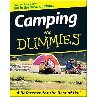 Camping For Dummies de Michael Hodgson