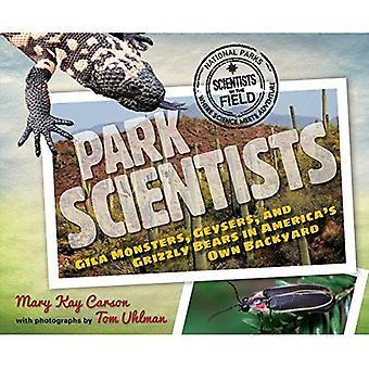 Parco scienziati: Mostri Gila, geyser e orsi Grizzly nel cortile dell'America