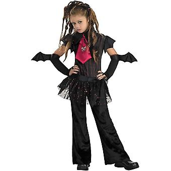 Glam Bat Child Costume