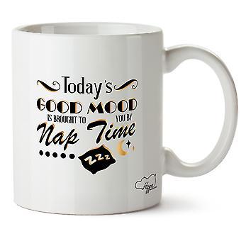 Buon umore di Hippowarehouse oggi è portato a voi da Nap tempo 10 oz Mug