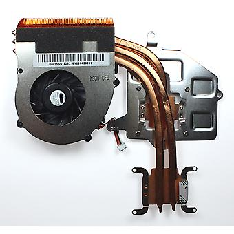 Sony Vaio VPC-F12F4E H Replacement Laptop Fan With Heatsink
