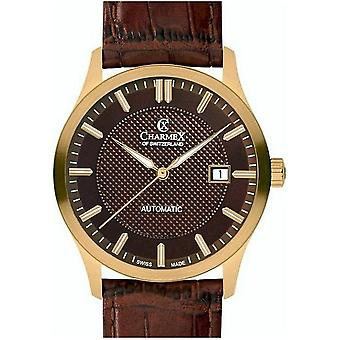 Charmex mens Bracelet Watch la Tremola automatic 2649
