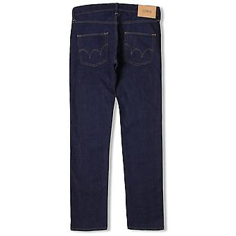 Edwin ED 55 Regular Tapered CS nacht Denim gespoeld