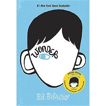 Wonder by R J Palacio - 9780375969027 Book
