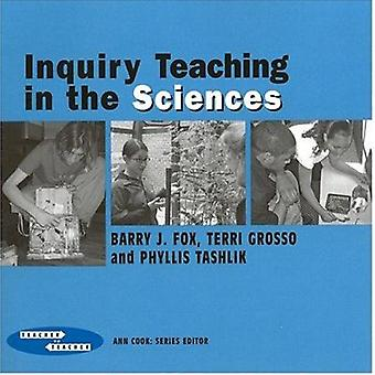 Inquiry in the Sciences by Barry J Fox - Ann Cook - 9780807745656 Book