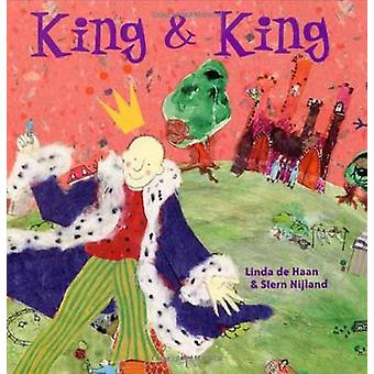 King and King by Linda De Haan - Stern Nijland - 9781582460611 Book