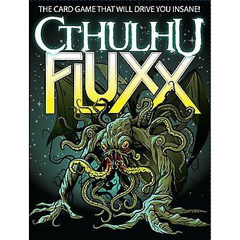 Fluxx Cthulhu Fluxx Single Deck Card Game