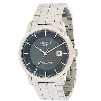 Tissot luxe automatische Stainless Steel heren horloge T0864071120102