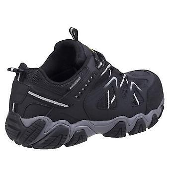 Amblers Unisex Oakham Lace Up Leather Safety Shoe