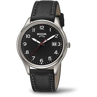 Boccia Titanium 3587-05 Miesten Watch