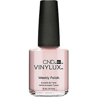 CND vinylux Nude 2018 Weekly Nail Polish Collection - Unlocked (268) 15ml