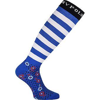 HV POLO Hv Polo Fountain Womens Knee High Socks - Océan