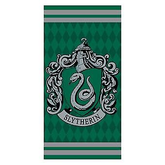 Harry Potter, beach Towel-Slytherin