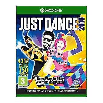 Ubisoft Just Dance 2016 Xbox One