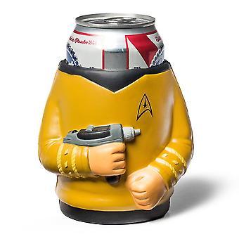Star Trek-Schaum Kirk kann kühler