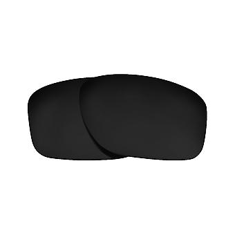 Polarized Replacement Lenses for Oakley Mainlink Sunglasses Black Anti-Scratch Anti-Glare UV400 by SeekOptics