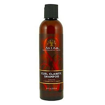 As I Am Curl Clarity Shampoo 8oz