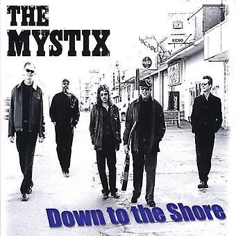 Mystix - bis auf das Ufer [CD] USA import