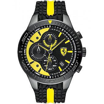 Scuderia Ferrari Women ' s, homens, unisex Watch 0830590