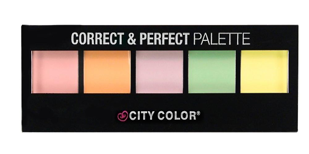 City Colour Correct And Perfect Palette