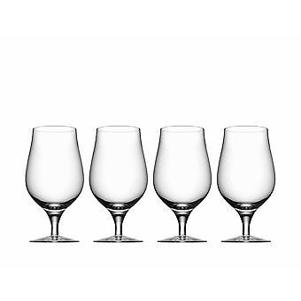 Orrefors-Beer-Taster-4th-Beer glass Design Erika Lagerbielke