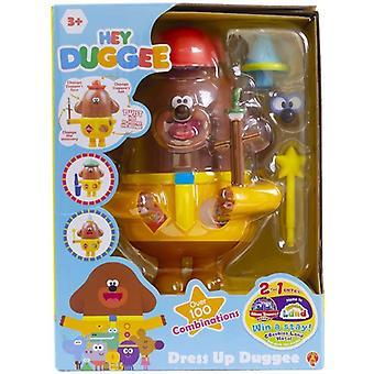 Hey Duggee - Dress Me Up Duggee Figure