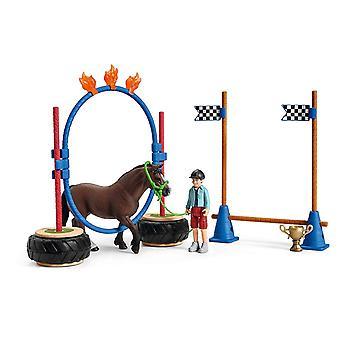 Schleich, Pony Agility Race