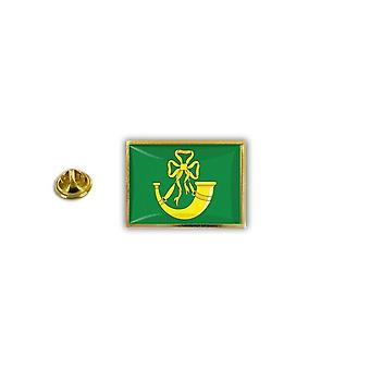 Pins Pin Badge Pin's Metal Broche Drapeau Anglais Royaume Uni Huttingdonshire