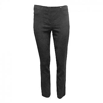 ROBELL Robell Trousers Bella 51559 54825 90 Black