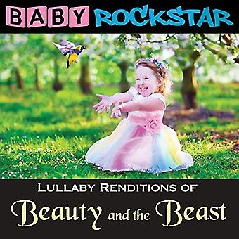 Baby Rockstar - Beauty & the Beast: Lullaby Renditions [CD] USA import
