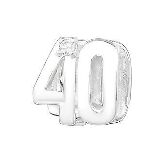 Nummer 40-925 Sterling Silber jeweled Perlen - W3661X
