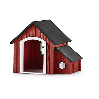 Schleich Farm verden hunden kennel leketøy (42376)