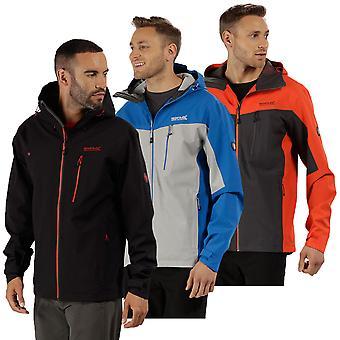 Regatta Mens Birchdale Isotex Waterproof Stretch Jacket