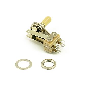 Switchcraft Right Angle Toggle Switch For Sg