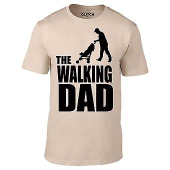 Menn ' s den walking pappa t-skjorte.