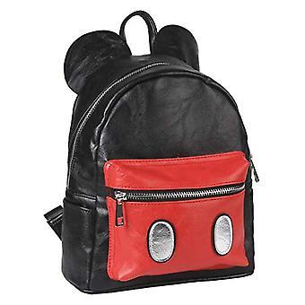 Cerd Mochila Fashion Mickey Casual Backpack - 25 cm - Black (Negro)