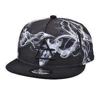 Air Symbol Smoke Snapback Cap