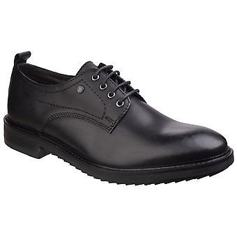 Pohja Lontoo Elba vahamainen miesten nauhakiinnitys kengät