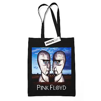 Pink Floyd Division Bell Tote Bag