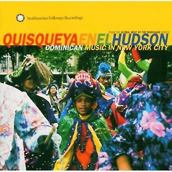 Quisqueya En El Hudson - importação EUA Quisqueya En El Hudson-Dominicana música [CD]