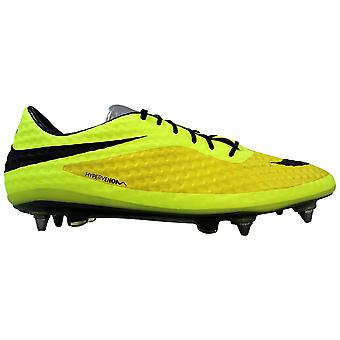 Nike Hypervenom Phantom SG-Pro Vibrant Yellow/Black-Volt Ice 599851-700 Men's