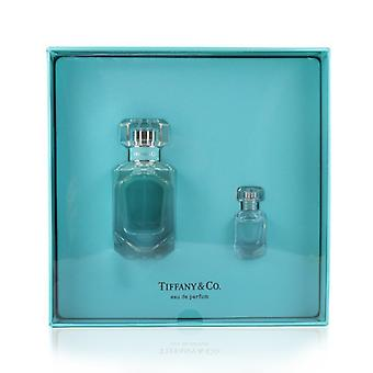 Tiffany & Co. Tiffany Coffret: Eau De Parfum Spray 50ml/1.6oz + Eau De Parfum 5ml/0.17oz - 2pcs