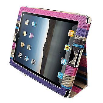 Flip Smart Set iphone iPad 2/3 iPad 4 Abdeckung böhmische retro