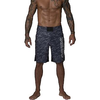 Gr1ps G-Battle No-Gi Shorts Grey Camo